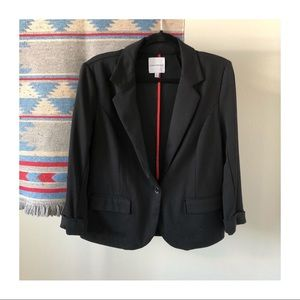 Catherine Malandrino Jackets & Coats - EUC | Catherine Malandrino Gray Blazer